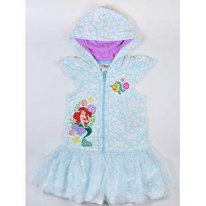 Disney Princess little mermaid swimsuit coverup